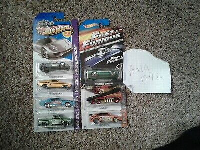 2013 / 2014 / 2015 HOT WHEELS - YOU PICK - 09 CORVETTE, PORSCHE DRAG MER FERRARI