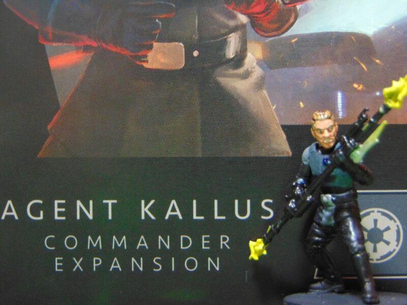 Star Wars Legion Agent Kallus Painted