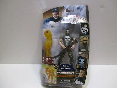 MARVEL LEGENDS NEMESIS BAF SERIES CAMO FACE VARIANT  PUNISHER