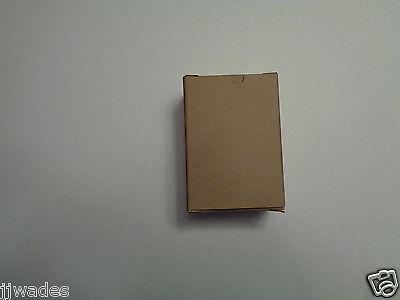 15 3 X 1-78 X 4 Kraft Straight Tuck Mailer Chipboard Folding Carton Gift Box