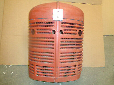 Farmall Super H Front Grille Assembly