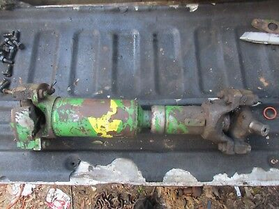 John Deere 7520 Tractor 4x4 Drive Shaft 19 12 Long Free Shipping