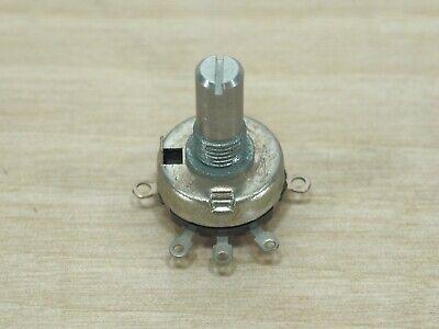 17mm 110w 100k Bi Tt Rotary Potentiometer Solder 20 1 Turn P170 P170s B100k