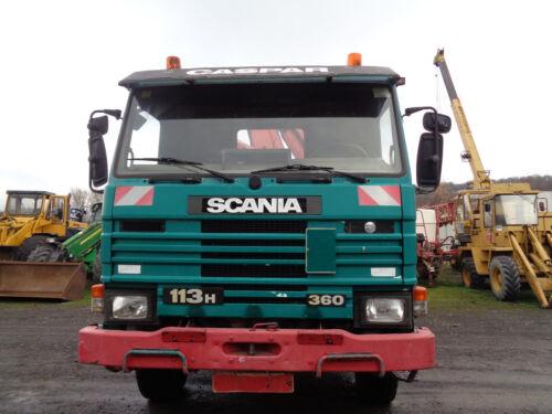 Scania LKW 2 Achs 3-Seitenkipper Typ 113H360 !!!