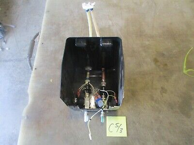 Used Watersyrup Pumps For Ultra 2 Bunn-o-matic Frozen Drink Machine