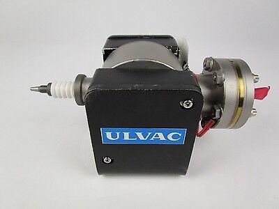 Ulvac Pst-05c 10 Ls Standard Diode Ion Pump
