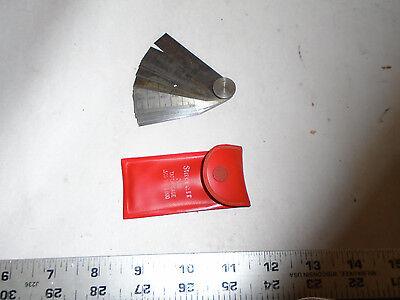 Machinist Tool Lathe Starrett 269 B Taper Gage Gauge .500 - 1.000