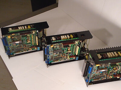 Brother Tc 227 Drill And Tape Ac Servo Drivers X Y And Z