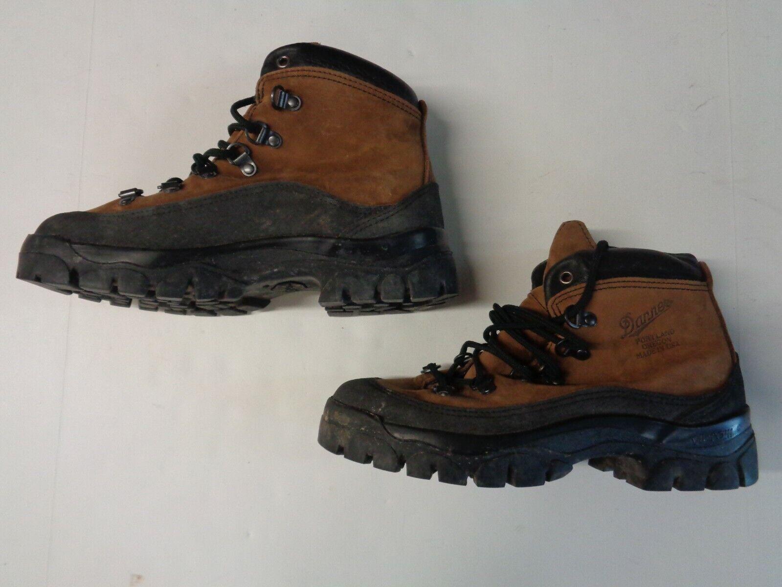 c0f1cbc60a6 Danner 6 Military Combat Hiker GORETEX Boot 43513X Mens Size 7 Wide