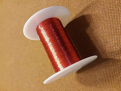 Magnet Wire 22 Awg Gauge Copper. 2 Oz