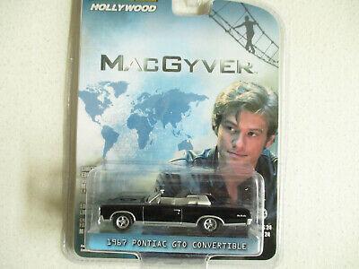 Miniatur 1/64 oder 3 Zoll Greenlight 1967 Pontiac Gto 1967 Mac Gyver (Miniatur 1 64)