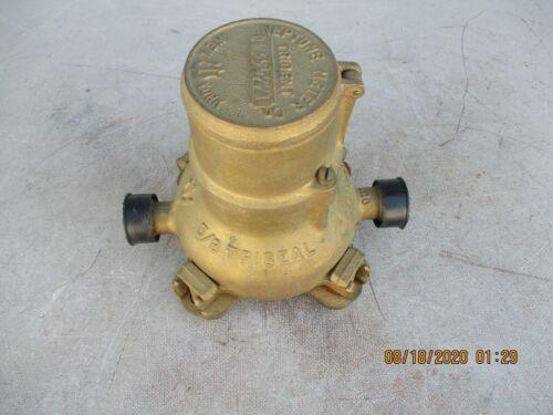 "Neptune Trident 5/8"" Triseal Water Meter #19395221"