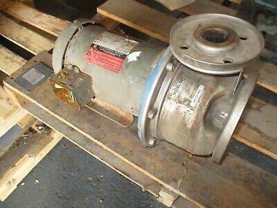 Gl Centrifugal Water Pump 5stk1 3hp 3ph 45gpm 60fth