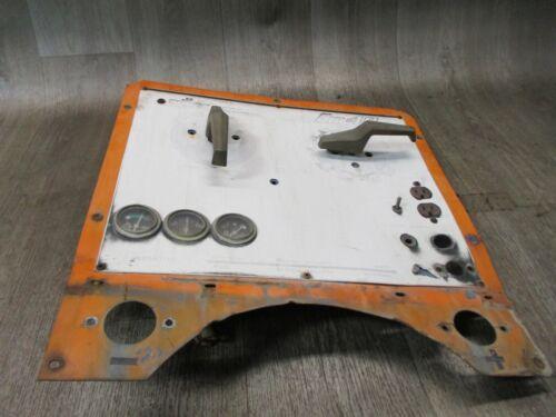 Miller Big 40 Gasoline Portable Welder Front Cover Plate Gauges Wires Stator