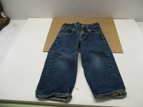 1950s Vintage levi 503zxx Baby's Jeans with leather Tag