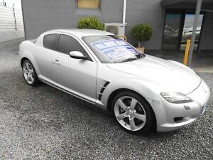 mazda rx8 special edition 6 speed manual coupe 2005 146000kls Klemzig Port Adelaide Area Preview
