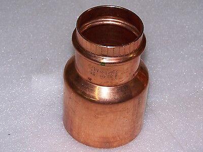 Viega Copper Reducer 3 X 2 Nsf 61 Dmssu