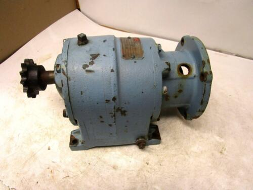 DODGE APG M85709 56DM2A SPEED REDUCING GEARBOX 1.71HP 25.6:1 RATIO