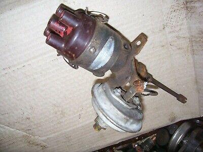 Vintage Auto Lite Distributor 1gw 4154 8v - 4 Cylinder - Parts