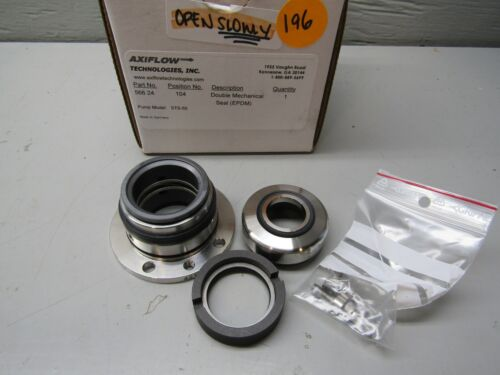 Axiflow Technologies STS-50 Pump 566-24 Double Mechanical Seal