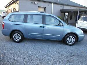 kia grand carnival si 8 seater auto wagon2010 only 139968kls Klemzig Port Adelaide Area Preview