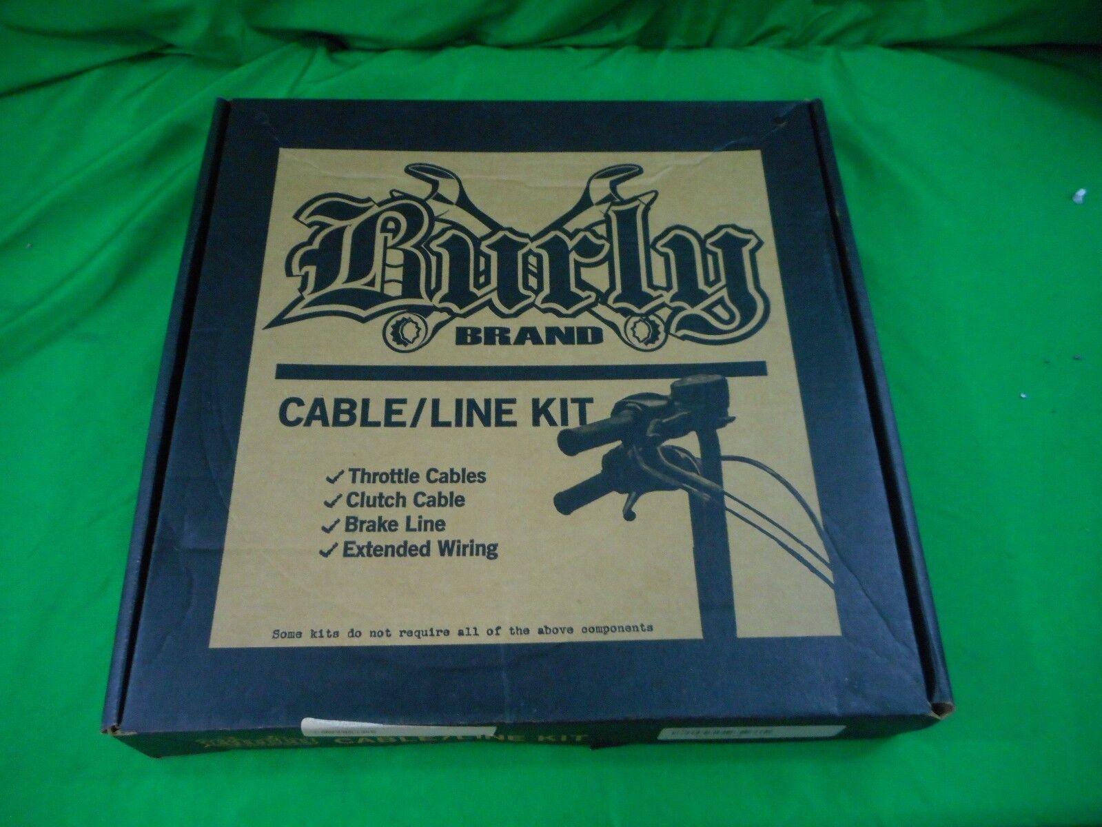 BURLY BRAND CABLE/LINE KIT OEM B30-1048   eBay