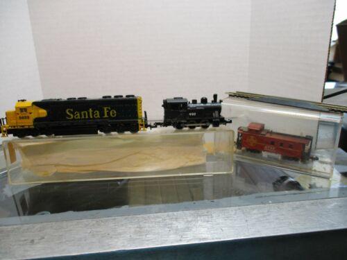 Electric Train N Scale