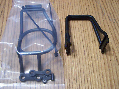 109083 HPI Savage X 4.6 Roll Cage Bar Set Hoop Engine Head Guard (Hpi Savage Roll Cage)