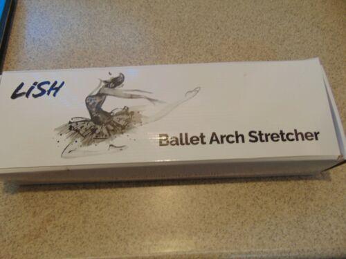 LISH Ballet Stretcher Arch/Foot Enhancer for Dancers, Gymnasts