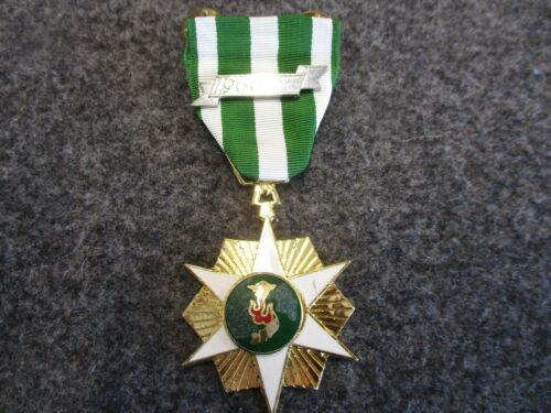 Army of the Republic of Vietnam (ARVN) Campaign Medal with US Style Mounting