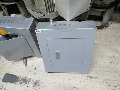 Siemens Main Lug Circuit Breaker Panel Cdp-7 100a Max 18-slot 1ph 3w 120240v