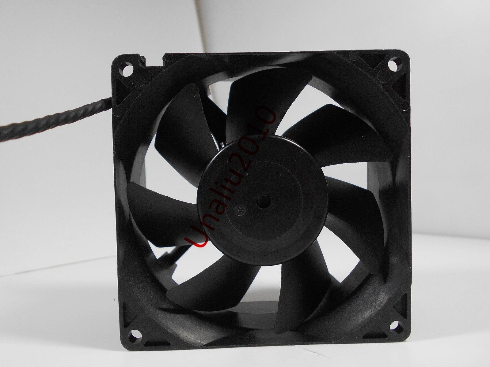 NIDEC M35556-35 DEL3F fan 92*92*38mm 12V 1A 4pin for DELL POWEREDGE T300