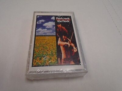 The Flock Best of (CASSETTE) 1993 Sony Records Sealed [Blues