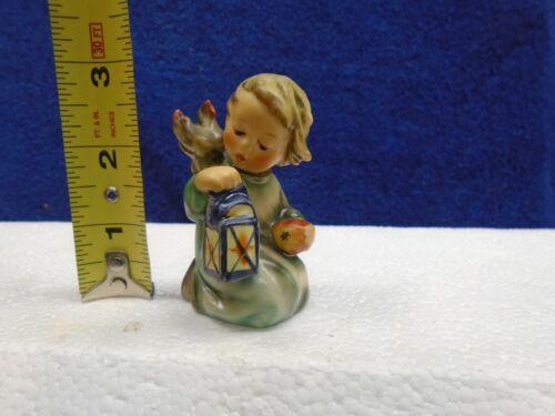 Hummel nativity -  Kneeling Angel with Lantern, mint in box