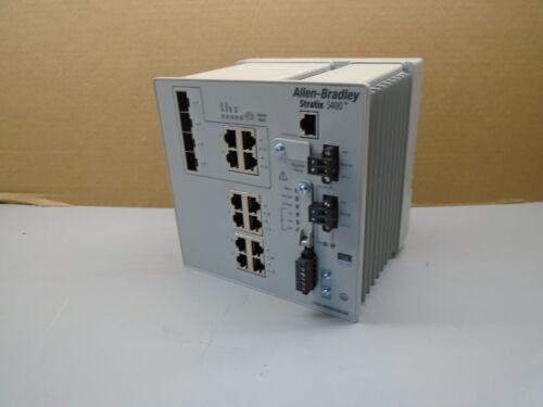1783-HMS8TG4CGR Allen Bradley Stratix 5400  Ethernet Adapter 1783HMS8TG4CGR N257
