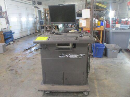 Worldwide EIS 5000 Inspection Emissions Machine Computer