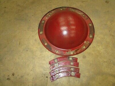 Ih Farmall F20 Used Original Rear End Transmission Cover  Antique Tractor