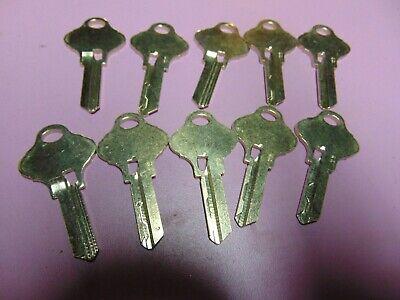 10 Keys  Everest Schlage S134 Keys Uncut  Locksmith
