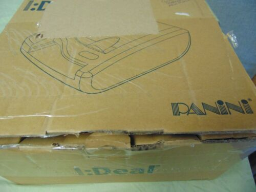 Panini I:DEAL Single Feed Bank Deposit Check Scanner New Open Box