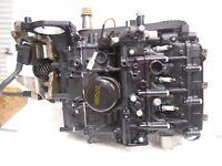 2007 MERCURY F25ELPT 25HP POWERHEAD 120+ PSI 898103T34 OUTBOARD BOAT MOTOR