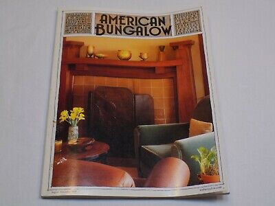 American Bungalow Magazine Vintage Number 55 Fall 2007 Mission Arts Crafts (Mission Fashion 2007)