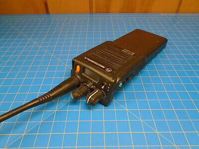 Motorola Mts2000 Radio And Antenna H01ucd6pw1bn 806-870 Mhz Blanked Radio
