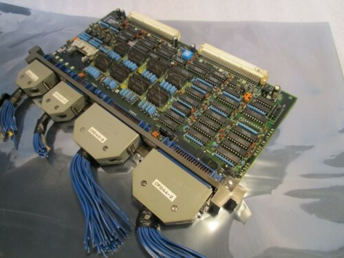 Mazak Mitsubishi MC323 BN634A008G52 Mazak T-32 CNC Control Board