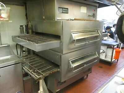 Middleby Marshall Pizza Oven - Ps360 Double Stack Working 5704c