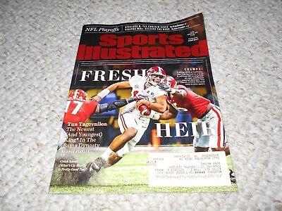Sports Illustrated Subscriber 2018 Alabama Championship