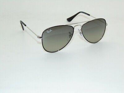 Ray Ban Jr. Aviator RJ 9506S 271/11 Black/Gunmetal Kids 50mm Sunglasses