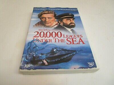 Disney's 20,000 Leagues Under the Sea (03, 2-Dvds) Rare, No scratches, Bonuses