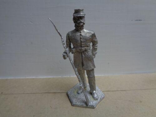 NEW HOPE DESIGN 54MM lead unpainted, US Civil War Union soldier  HB