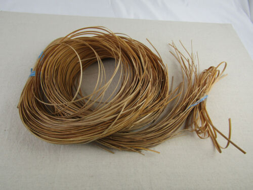 Reed Bundle for Basket Weaving Caning Coils Fine Size Reed