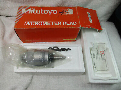 Mitutoyo 152-372 Micrometer Head0 To 1 In